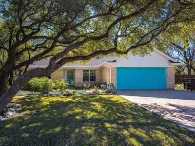 Georgetown Single Family Home Pending - Taking Backups: 528 W Esparada Dr
