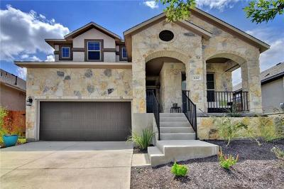 Austin TX Single Family Home For Sale: $409,000