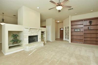 Georgetown Single Family Home For Sale: 3006 Parker Dr