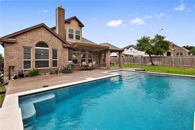 Leander Single Family Home For Sale: 237 Mandana St