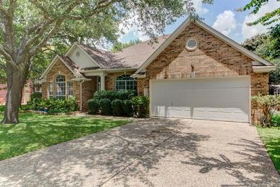 Round Rock Single Family Home For Sale: 1120 Oaklands Dr