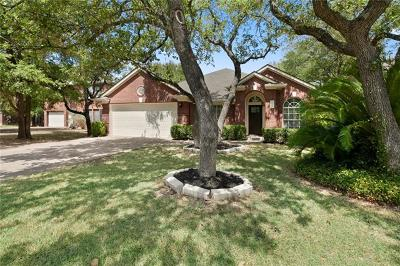 Austin Single Family Home For Sale: 4620 Moose Dr