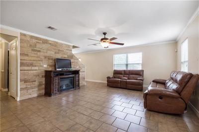 Hays County, Travis County, Williamson County Single Family Home Pending - Taking Backups: 4603 Lyra Cir