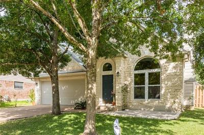 Travis County Single Family Home Coming Soon: 8006 Cutler Ridge Pl