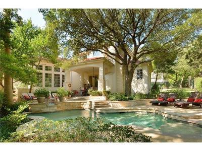 Austin Single Family Home Pending - Taking Backups: 8208 Scenic Ridge Cv