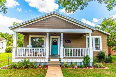 Smithville Single Family Home Pending - Taking Backups: 706 Whitehead St