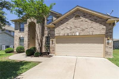 Hays County, Travis County, Williamson County Single Family Home For Sale: 2808 Alsatia Dr