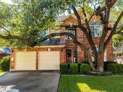 Cedar Park Single Family Home Pending - Taking Backups: 904 Shannon Meadow Trl