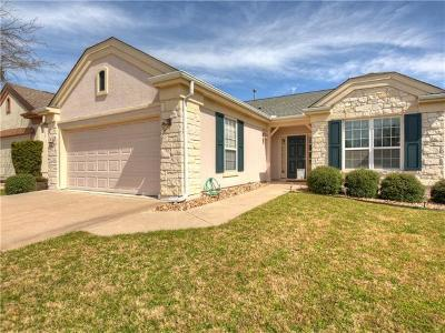 Georgetown TX Single Family Home For Sale: $272,500