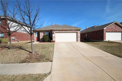 Travis County Single Family Home Pending - Taking Backups: 3117 Centrum Dr