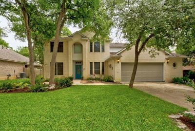 Travis County Single Family Home For Sale: 2923 Windcliff Way