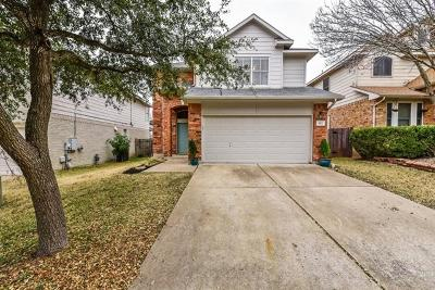 Travis County Single Family Home Pending - Taking Backups: 3512 Bratton Heights Dr