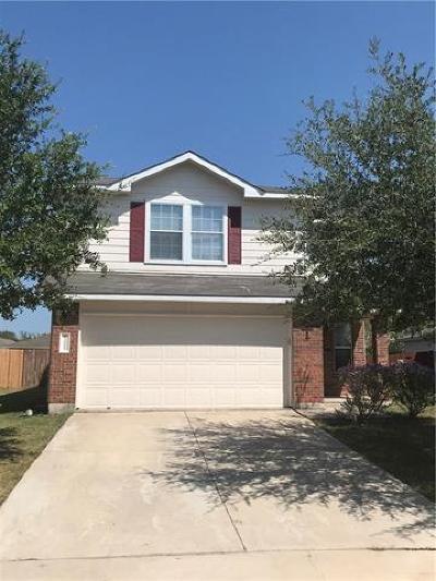 Elgin Single Family Home For Sale: 13009 Blackeyed Susan Trl