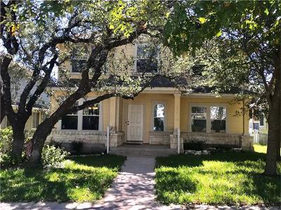 Cedar Park Single Family Home For Sale: 1316 Diner Rd