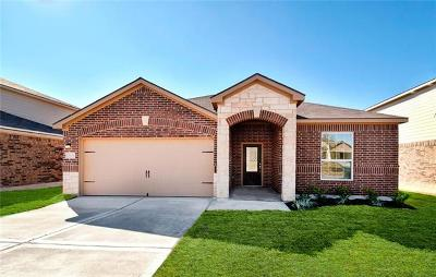 Kyle Single Family Home For Sale: 1626 Twin Estates Dr