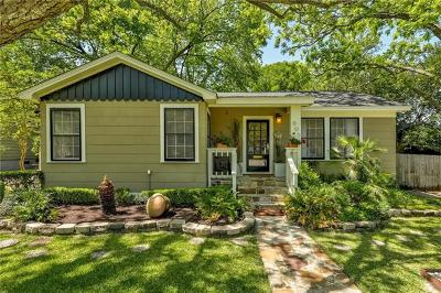 Travis County Single Family Home For Sale: 605 E 48th St