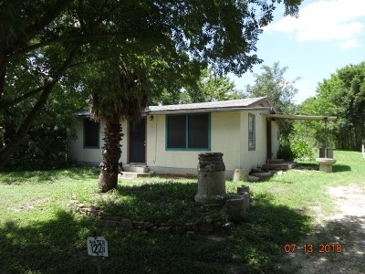 Buda Single Family Home For Sale: 5010 Miller