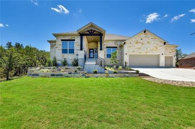 Dripping Springs Single Family Home For Sale: 1367 Bearkat Canyon Dr