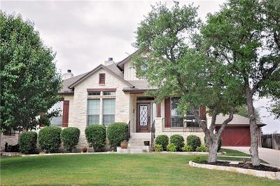 Spicewood Single Family Home For Sale: 5509 Texas Bluebell Dr
