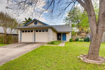 Austin Single Family Home For Sale: 803 Dulwich St