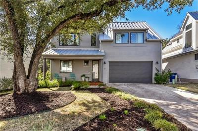 Travis County, Williamson County Single Family Home For Sale: 4111 Spicewood Springs Rd #12