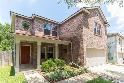San Marcos Single Family Home For Sale: 1430 Meadow Pkwy