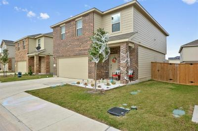 Williamson County Single Family Home For Sale: 1104 Jackson Ln
