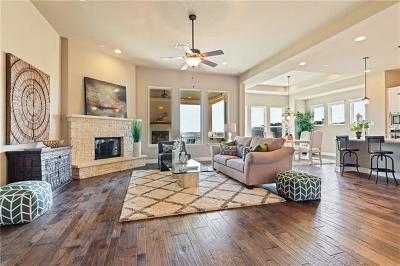 Austin, Lakeway Single Family Home Active Contingent: 403 Baldovino Skwy