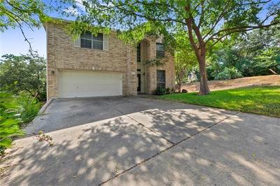 Austin Single Family Home Pending - Taking Backups: 7211 Breezy Pass Cv