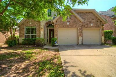 Travis County Single Family Home For Sale: 11608 Spicewood Pkwy #25