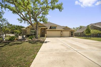Dripping Springs Single Family Home Pending - Taking Backups: 145 Ranch Ridge Dr