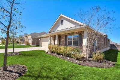Leander Single Family Home For Sale: 1005 Arvada Dr