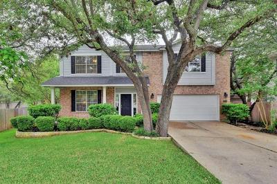Cedar Park Single Family Home Pending - Taking Backups: 2815 Primwood Path