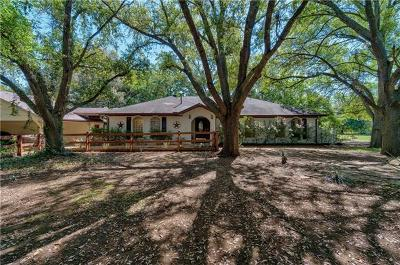 Buda Single Family Home Pending - Taking Backups: 16231 Oxbow Trl
