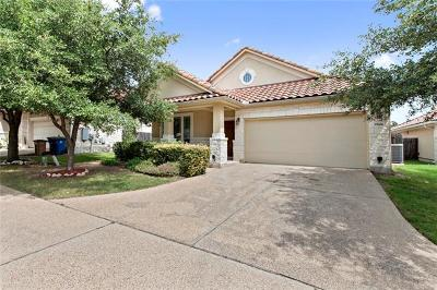 Austin Single Family Home Pending - Taking Backups: 15624 Interlachen Dr
