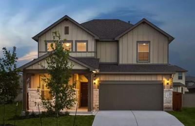 Liberty Hill Single Family Home For Sale: 177 Carlina Loop