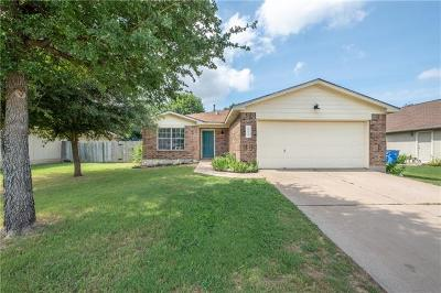 Bastrop Single Family Home For Sale: 613 Blair Ave