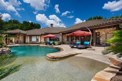 Georgetown TX Single Family Home For Sale: $1,185,000
