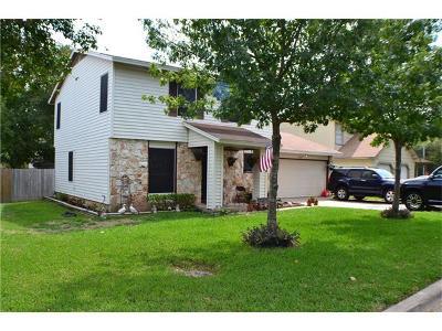Austin Single Family Home For Sale: 8307 Caspian Dr