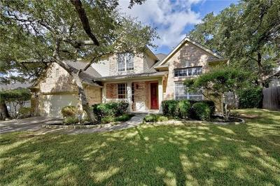 Austin Single Family Home For Sale: 11316 Rockwell Ct