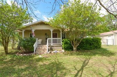 Spicewood Single Family Home Pending - Taking Backups: 213 Crest Dr
