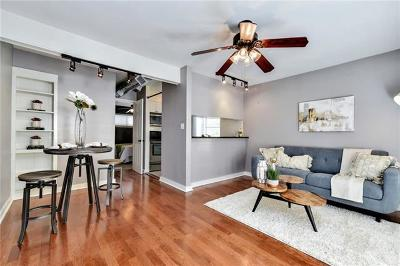 Travis County Condo/Townhouse For Sale: 1510 W 6th #212
