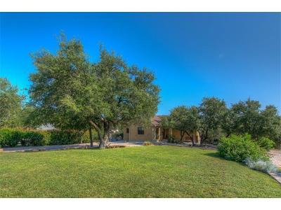 Burnet Single Family Home For Sale: 1402 County Road 133
