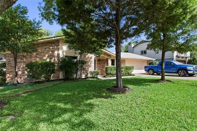 Austin TX Single Family Home For Sale: $292,500