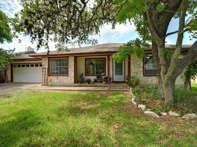 Austin Single Family Home For Sale: 6535 Fair Valley Trl