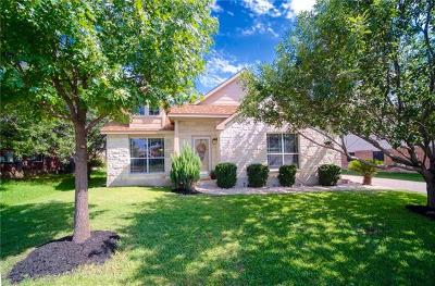 Killeen Single Family Home For Sale: 6001 Cobalt Ln