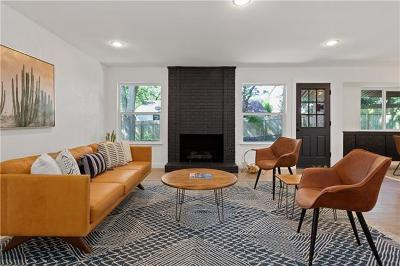 Austin TX Single Family Home For Sale: $440,000