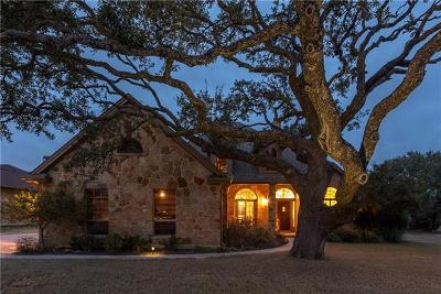 Burnet County Single Family Home For Sale: 310 Yellow Ribbon Trail