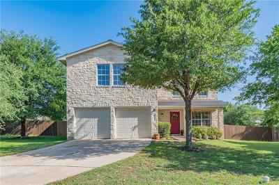 Leander Single Family Home For Sale: 1805 Sonoma Cv