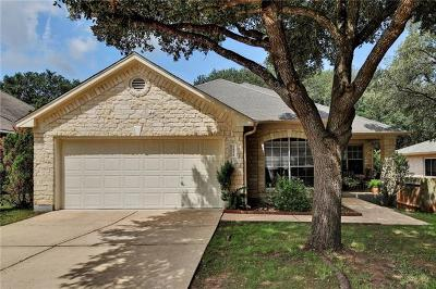 Cedar Park Single Family Home For Sale: 2454 Madeline Loop